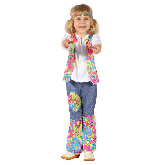 Hippy Girl Toddler Thumbnail 1