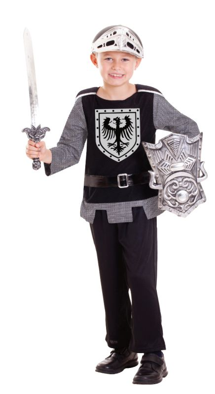Boys Knight Fancy Dress Costume