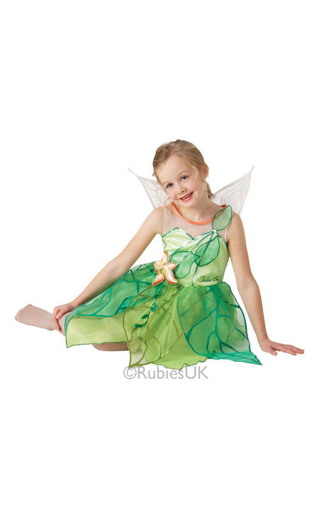 Tinkerbell Fancy Dress Costume Thumbnail 1