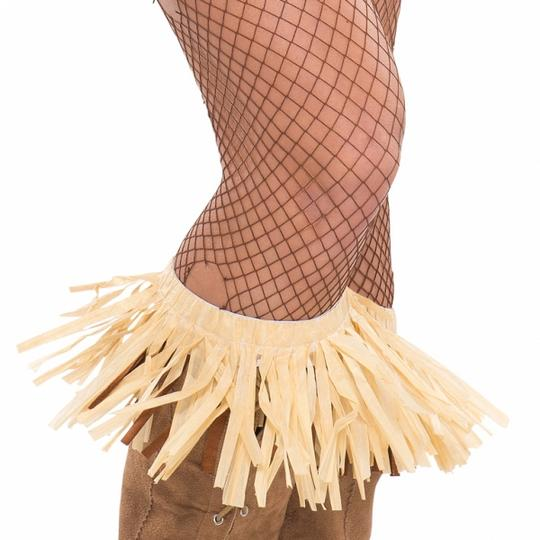 Deluxe Sexy Scarecrow Ladies Fancy Dress Costume Hen Party Outfit Size 18-20 Thumbnail 5