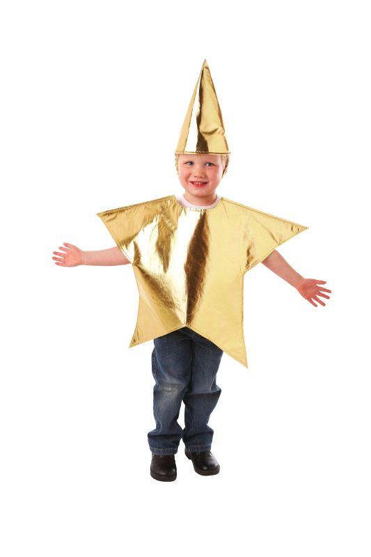 Childs Nativity Star Fancy Dress costume