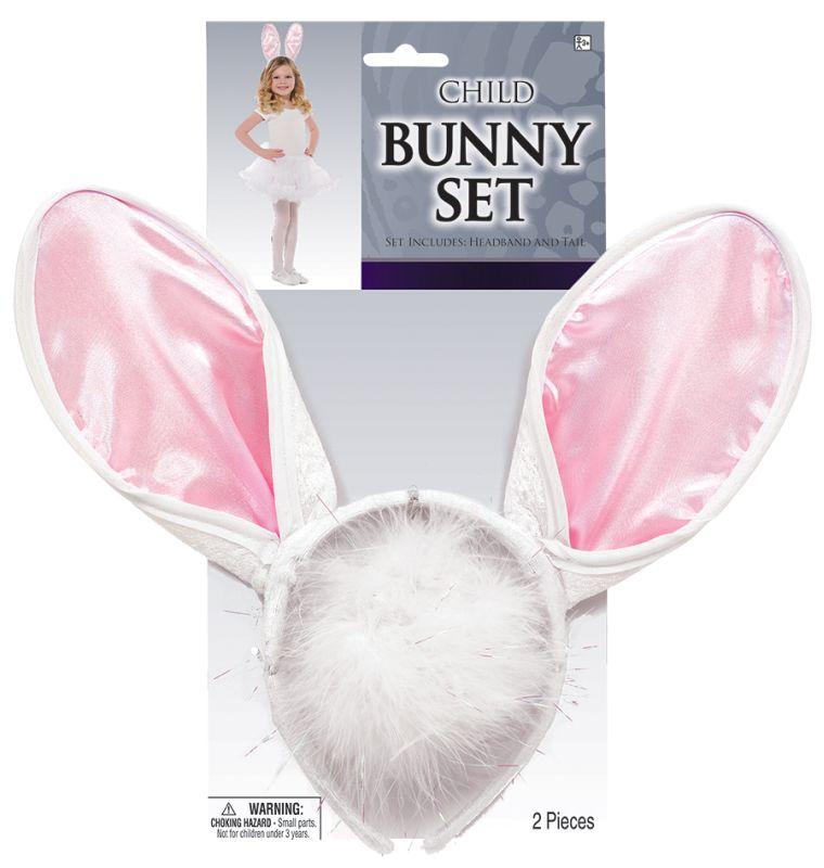 Childs Bunny Set