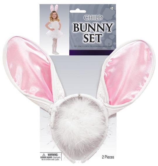Childs Bunny Set Thumbnail 1