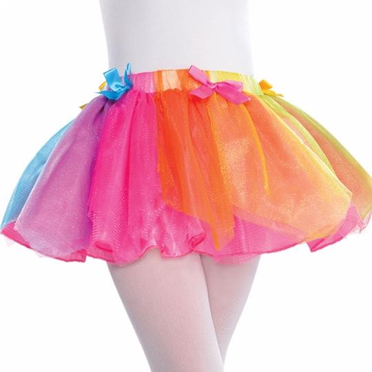 Girls Rainbow Fairy Tutu Thumbnail 1