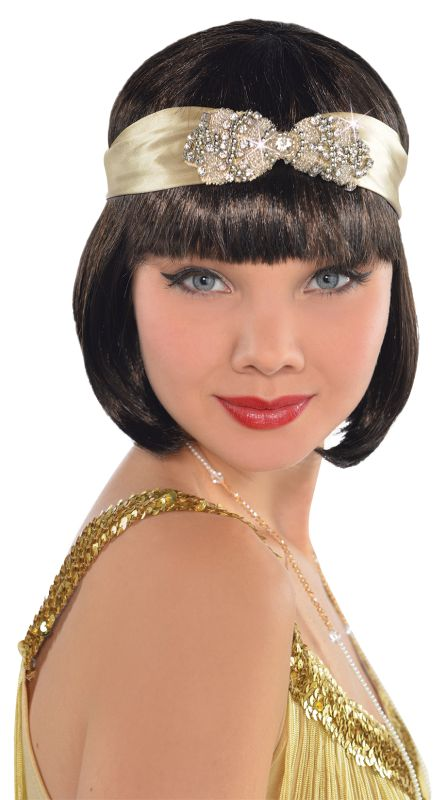 Womens Flapper Headband