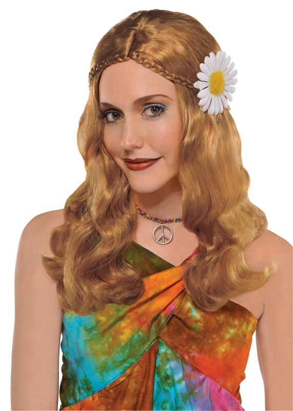 Hippie Chick Wig