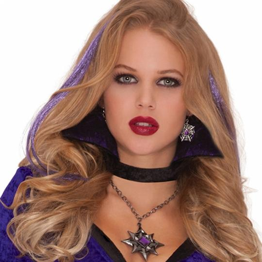 Adult Sexy Vampire Mistress Of Seduction Ladies Halloween Fancy Dress Costume  Thumbnail 2