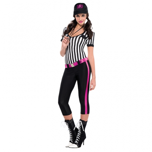 Instant Replay Fancy Dress Costume