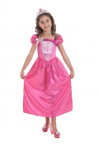 Barbie Value Princess Fancy Dress Costume Thumbnail 1