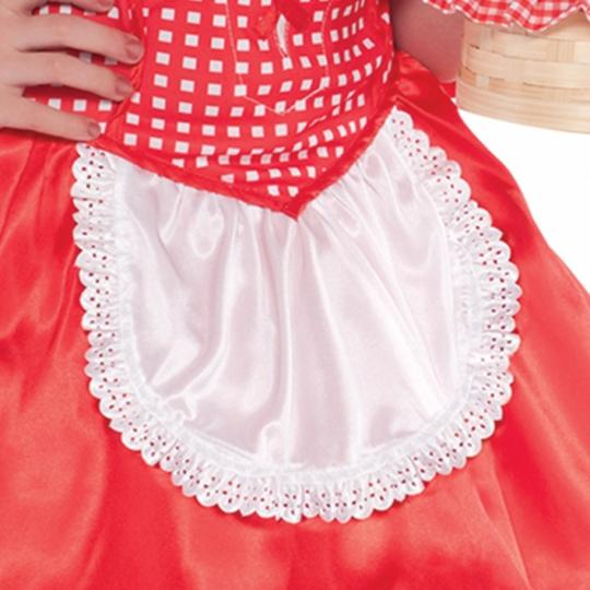 Lil Red Riding Hood Fancy Dress Costume  Thumbnail 3