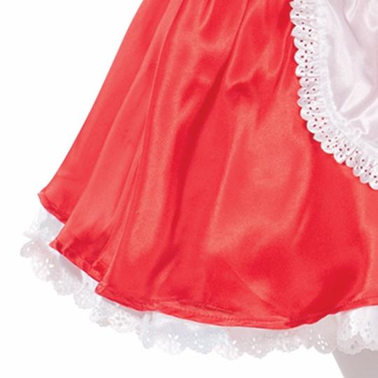 Lil Red Riding Hood Fancy Dress Costume  Thumbnail 4