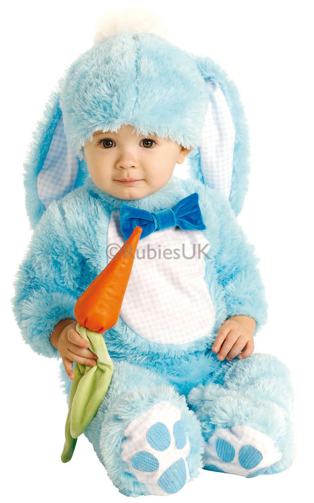 Handsome Little Wabbit Fancy Dress Costume