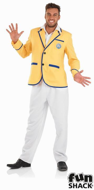 Holiday Camp Host Men's Fancy Dress Costume Thumbnail 1