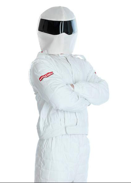 Racing Driver Fancy Dress Costume
