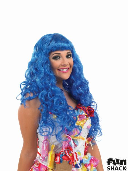 Womens Pop Sweetie Wig Thumbnail 1