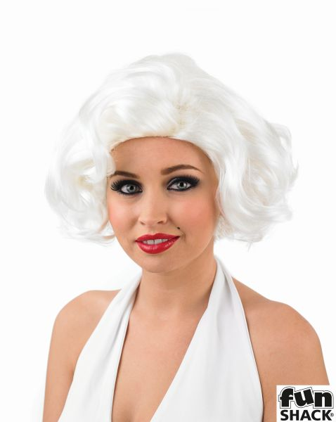 Womens 50S Film Star Wig
