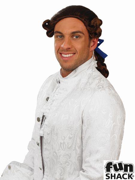 Mens Prince Charming Wig