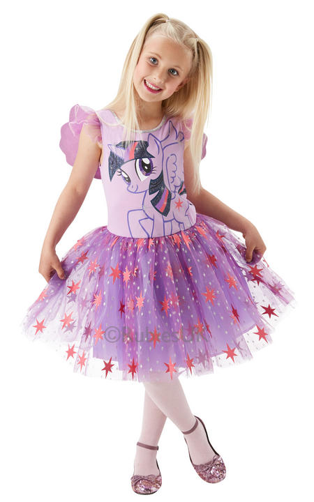 My Little Pony Twilight Sparkle Deluxe Costume  Thumbnail 1