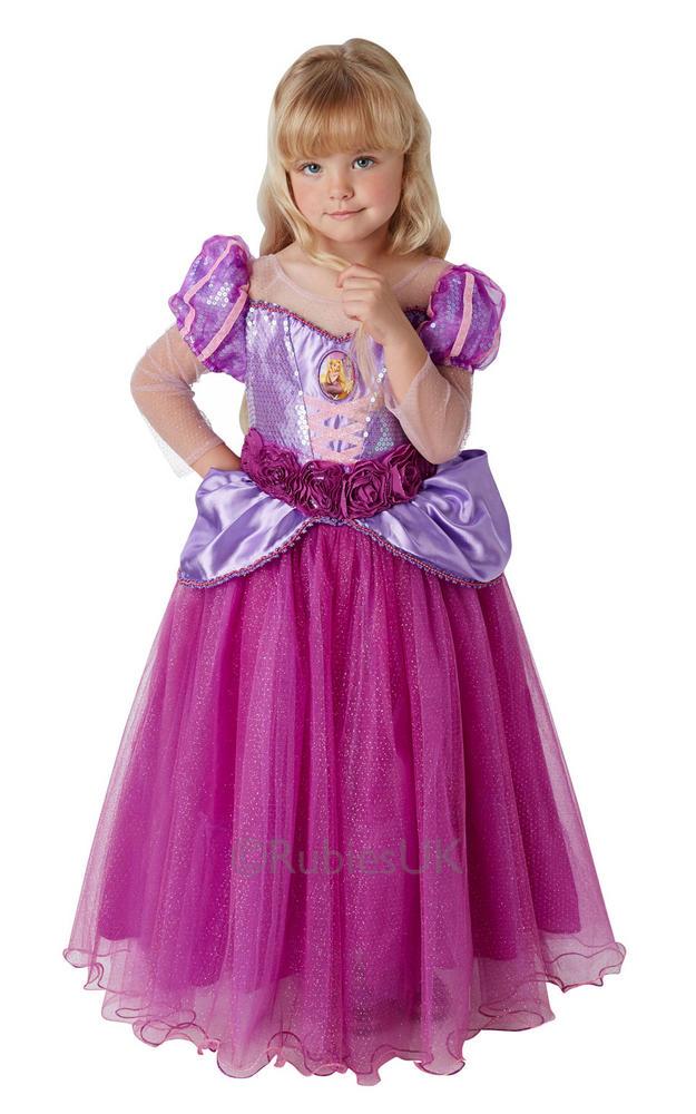 Premium Rapunzel Costume