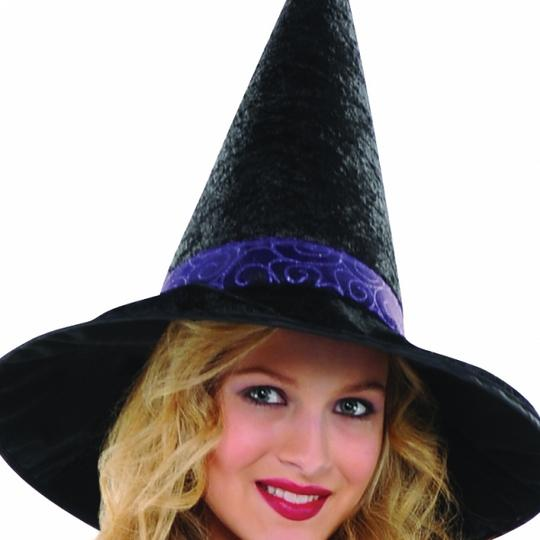SALE Adult Pretty Potion Witch Ladies Halloween Party Fancy Dress Costume Outfit Thumbnail 3