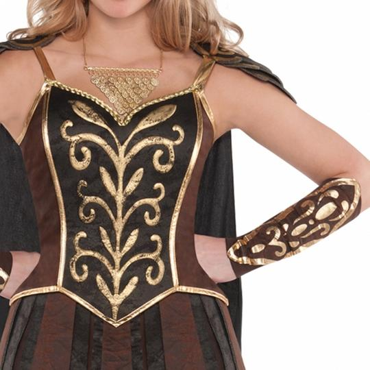 Ladies Warrior Princess Fancy Dress Costume Thumbnail 5