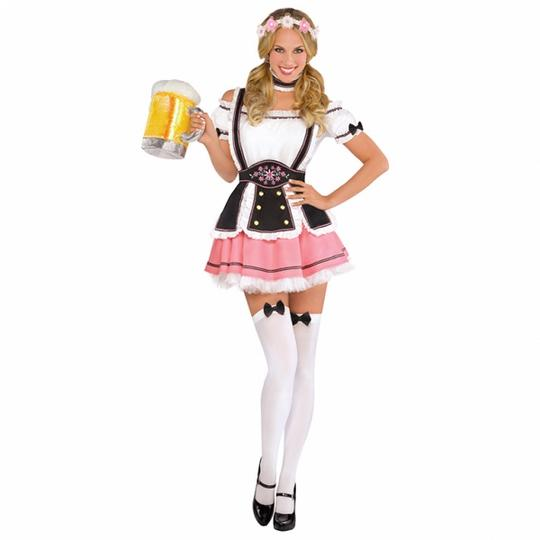 Women's Oktobermiss Fancy Dress Costume Thumbnail 1