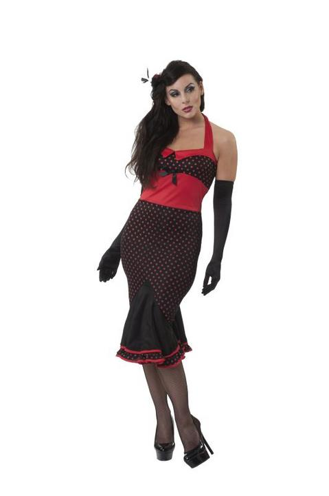 Women's Havanna Hurricane Fancy Dress Costume  Thumbnail 1
