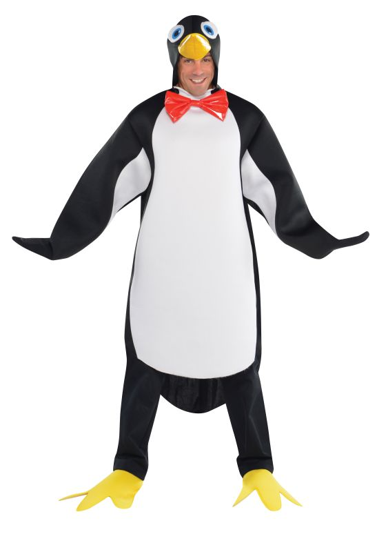 Adult Penguin Pal Fancy Dress Costume