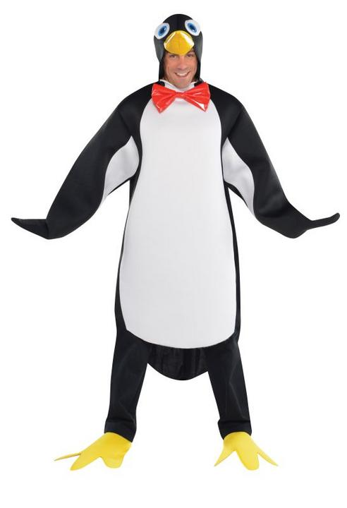 Adult Penguin Pal Fancy Dress Costume  Thumbnail 1