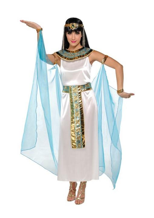 Women's Cleopatra Fancy Dress Costume  Thumbnail 1