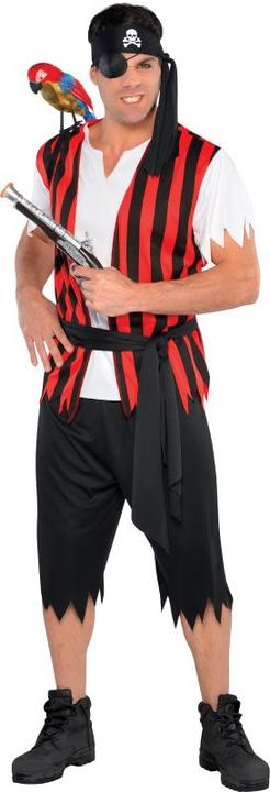 Mens Ahoy Matey Fancy Dress Costume  Thumbnail 1