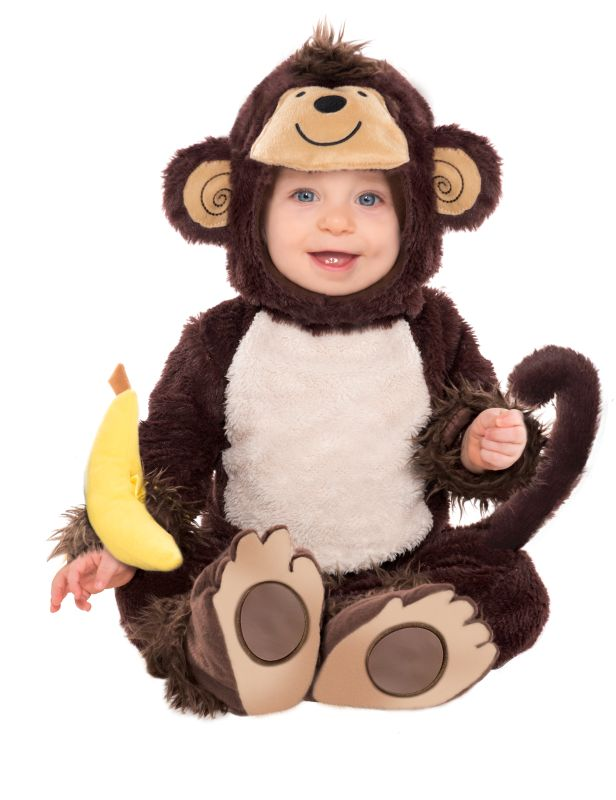Toddlers Monkey Around Fancy Dress Costume