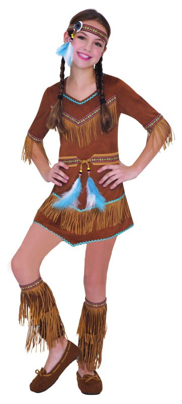 Girls Dream Catcher Cutie Fancy Dress Costume