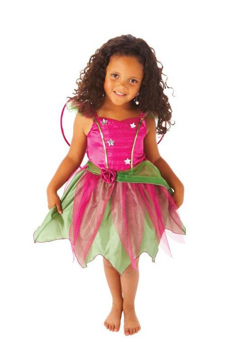 Girls Mulberry FairyFancy Dress costume  Thumbnail 1