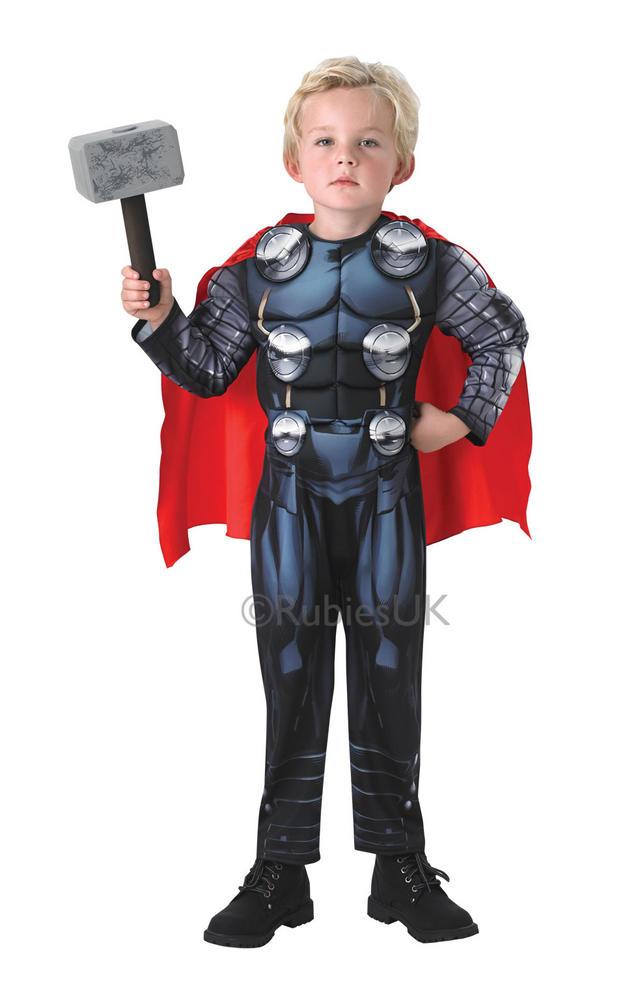 Boys Thor Avengers Assemble Deluxe