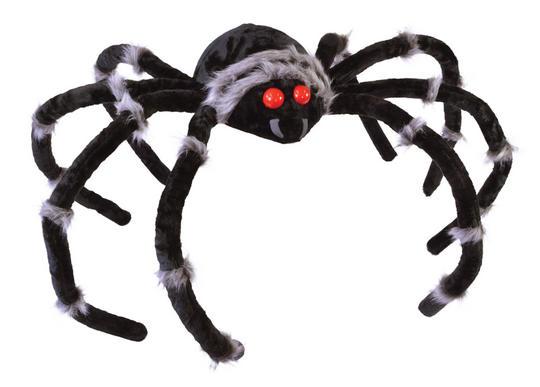 Huge Hanging spider  Thumbnail 1
