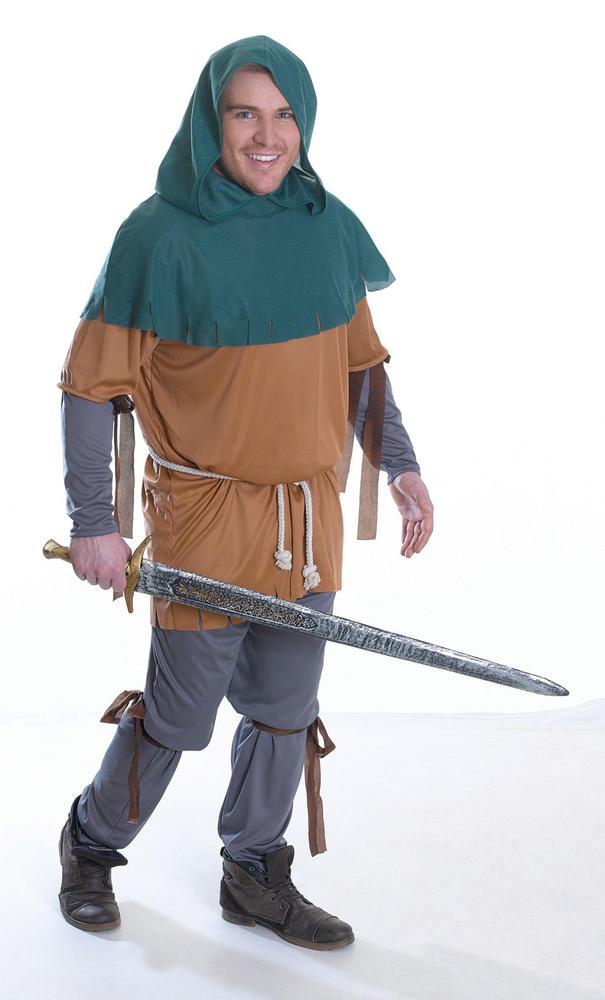 Mens Little John costume