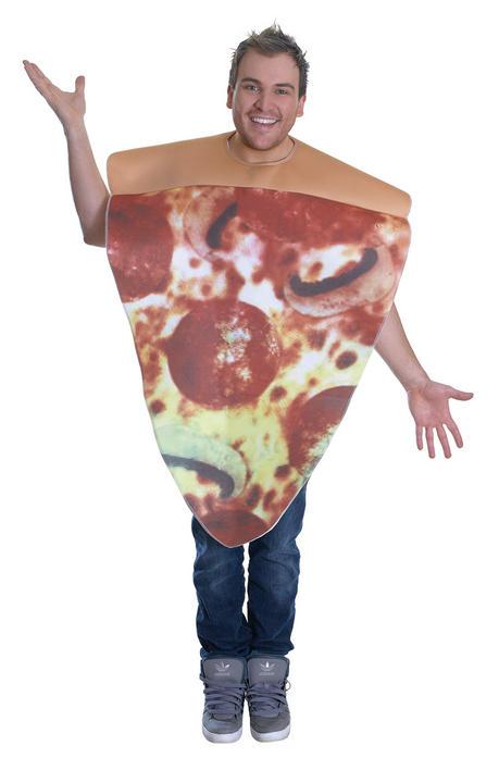Adults Pizza Costume  Thumbnail 1