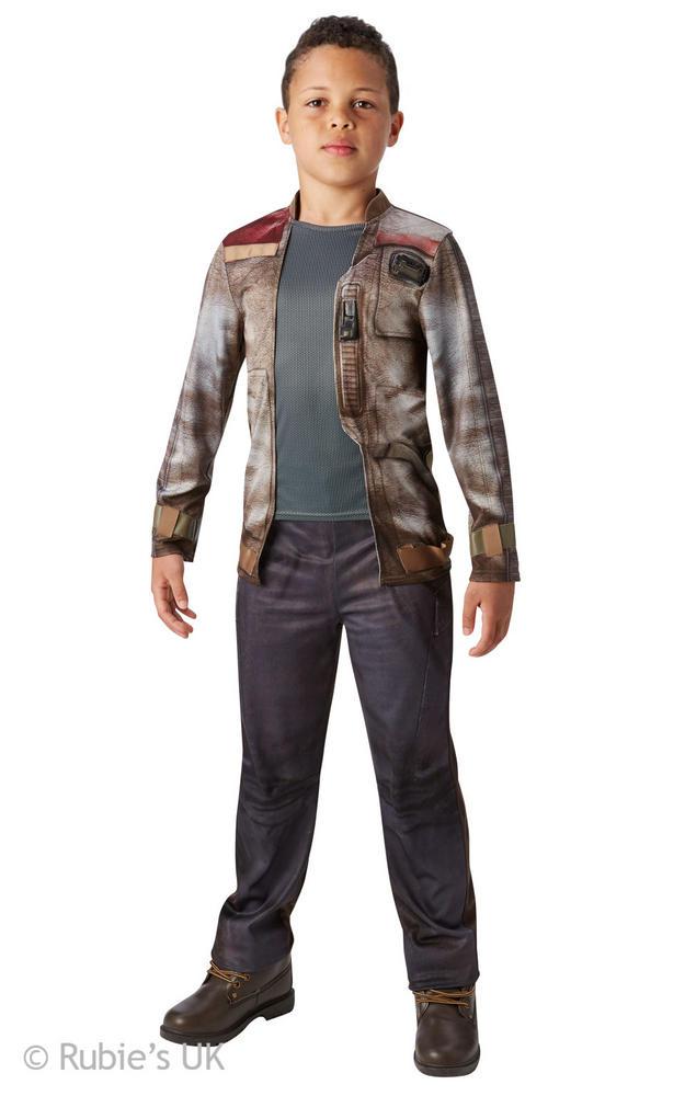 Boys Disney Star Wars  Deluxe Finn Costume