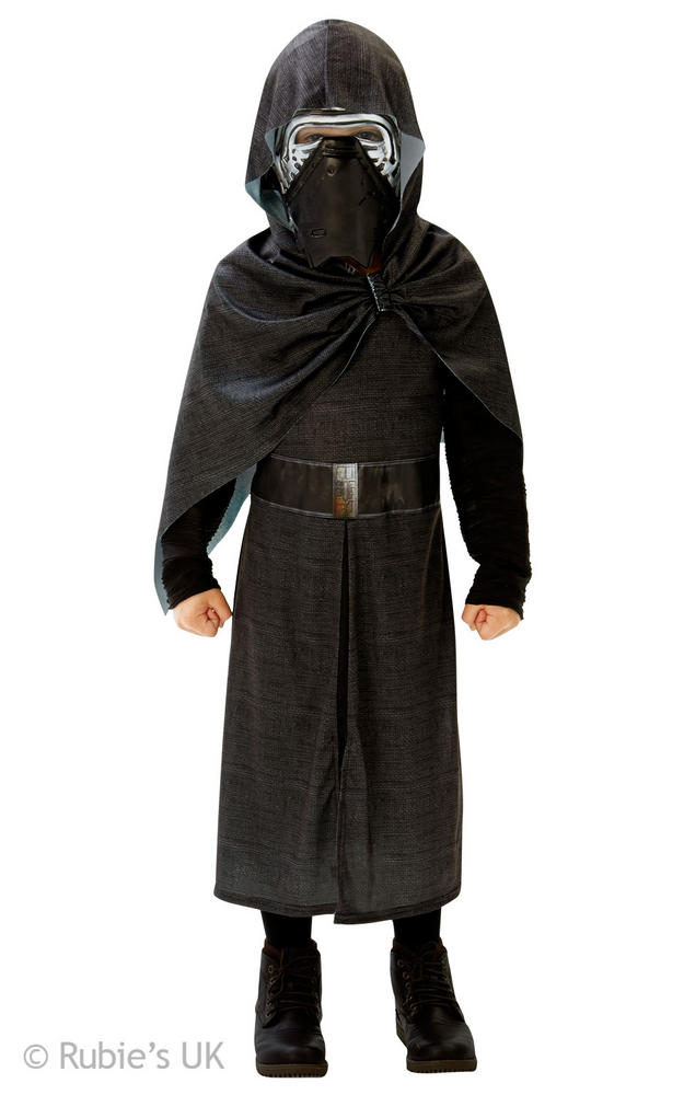 Boys Deluxe Disney Star Wars Kylo Ren Costume