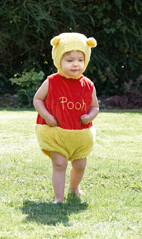 Disney Winnie the Pooh Tabard Fancy Dress Costume
