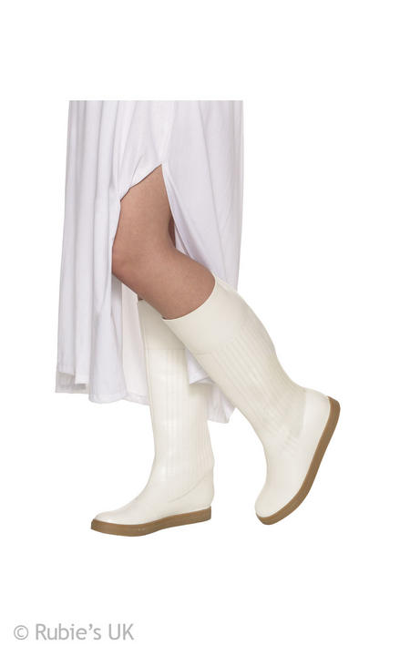 Ladies Star Wars PRINCESS LEIA BOOTS Thumbnail 1