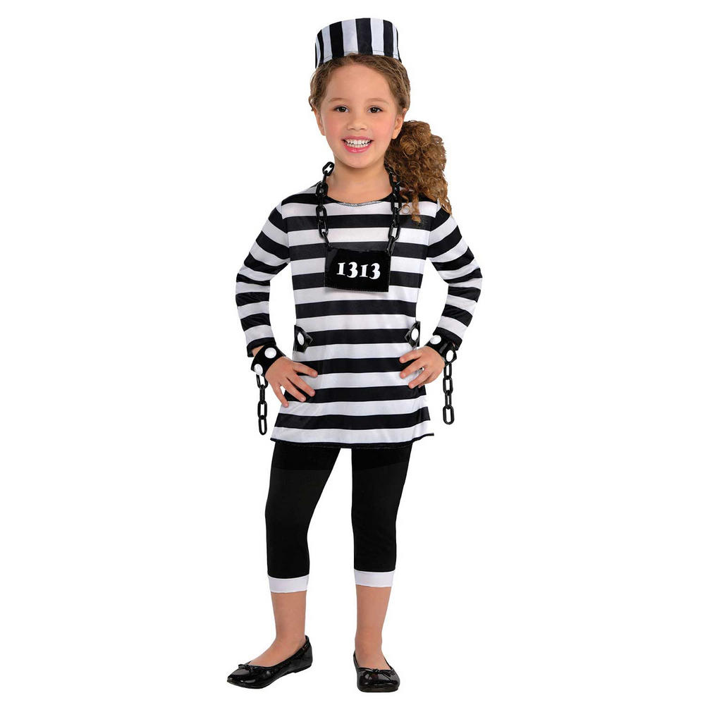 Girls Trouble Maker Fancy Dres  Costume