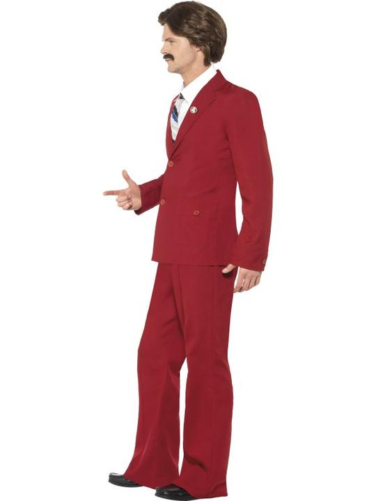 Anchorman Ron Costume Thumbnail 3