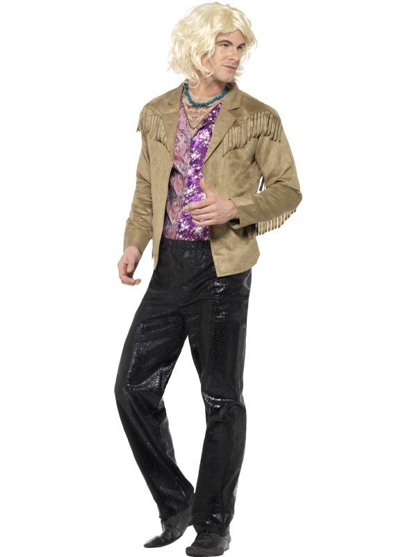 Zoolander Hansel Fancy Dress Costume
