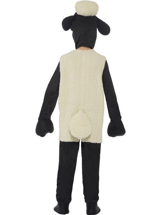 Kids Shaun The Sheep Girls / Boys Book Week Fancy Dress Costume Party Outfit Thumbnail 2