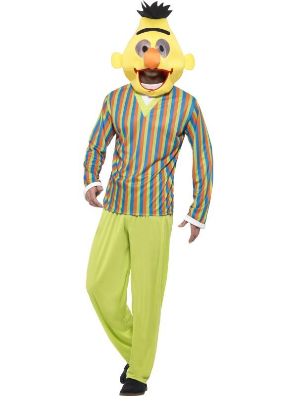 Men's Sesame Street Bert Costume