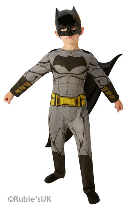 Kids Batman Fancy Dress Costume Thumbnail 1