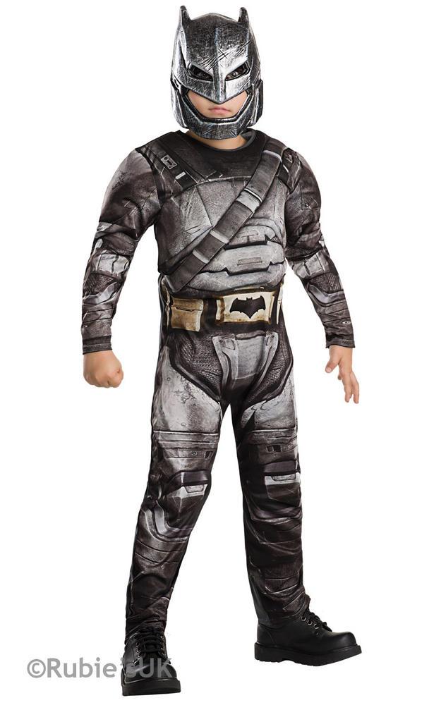 Deluxe Batman Armour