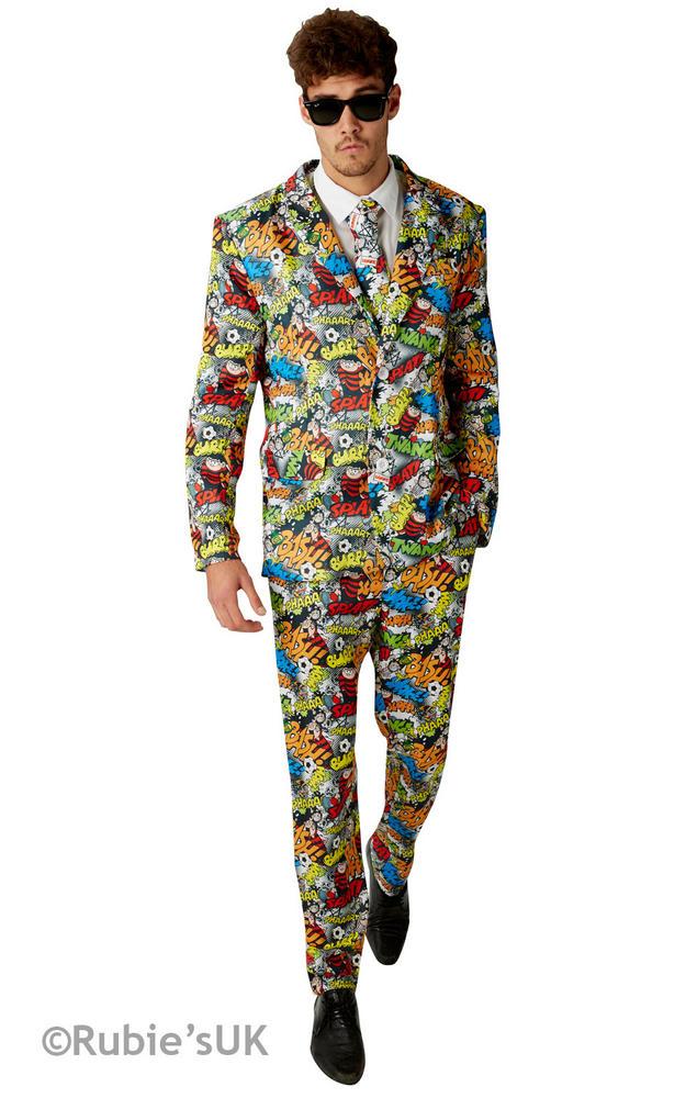 Dennis the Menace Icon Suit